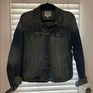 Torrid size 1 Denim Jacket NWOT